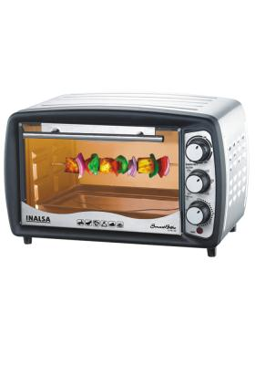 Citystore.in, Home Appliances, INALSA Oven Toaster Griller Smart Bake 19 TR SS, INALSA