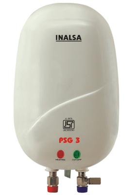 Citystore.in, Home Appliances, INALSA Water Heater PSG 3, INALSA