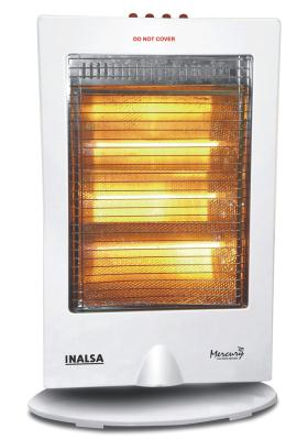 Citystore.in, Home Appliances, INALSA Halogen Heater Mercury, INALSA
