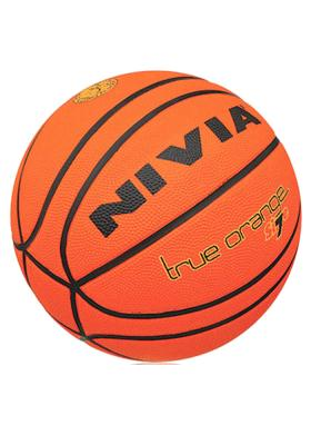 Citystore.in, Sports Accessories, Nivia BB 196 True Orange Size 7 Basketball, Nivia