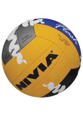 Citystore.in, Sports Accessories, Nivia Flash Size 4 Volleyball, Nivia