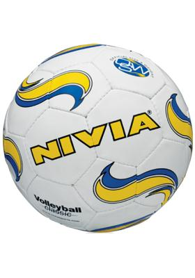 Citystore.in, Sports Accessories, Nivia Classic Size 4 Volleyball, Nivia
