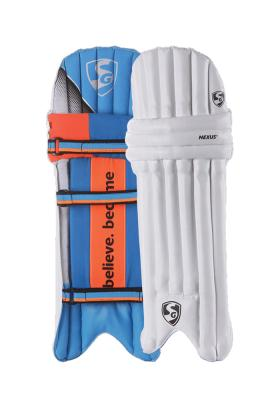 Citystore.in, Sports Accessories, SG Nexus Junior Batting Leg Guards (Youth), SG