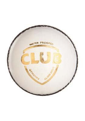 Citystore.in, Sports Accessories, SG Club White Cricket Ball Leather, SG