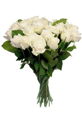 Citystore.in, Flower Bunch, White Rose Flower Bunch, City Store