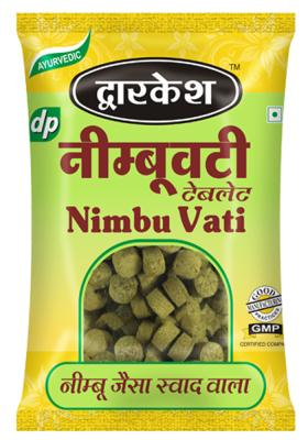 Citystore.in, Digestive Products, Dwarkesh Nimbu Vati, Dwarkesh