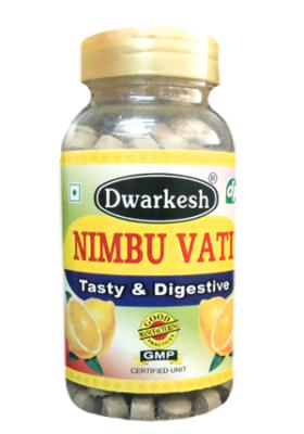 Citystore.in, Digestive Products, Dwarkesh Nibu Vati, Dwarkesh