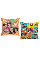 Citystore.in, Cushion, Pillow All Over Print Front & Back 16 (16*16 inch), City Store,