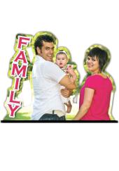 Citystore.in, Photo Frame, Acrylic Photo Cut Out 35 (9*12 inch), City Store,