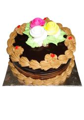Citystore.in, Flavour Cake, Round Shape Chocolate Cake 1, City Store,