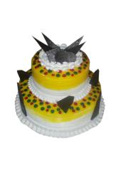 Citystore.in, Flavour Cake, Pineapple Jelly Cake 2, City Store,