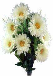 Citystore.in, Flower Bunch, White Gerbera Flower Bunch, City Store,