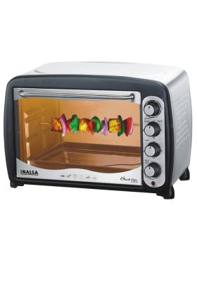 INALSA Oven Toaster Griller Best Bake 50 TRC SS