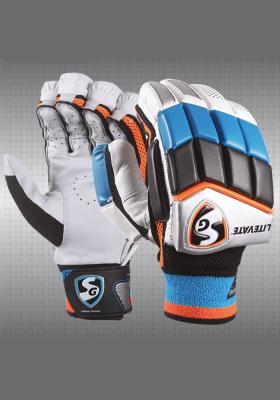 SG Litevate Batting Gloves Lightweight