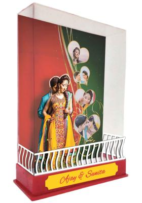 Decorative Photo Cut Out Box 34(8*11 inch)