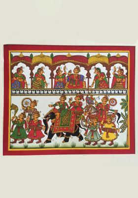 Phad-Painting--size-13.5x15.5{prosatation}